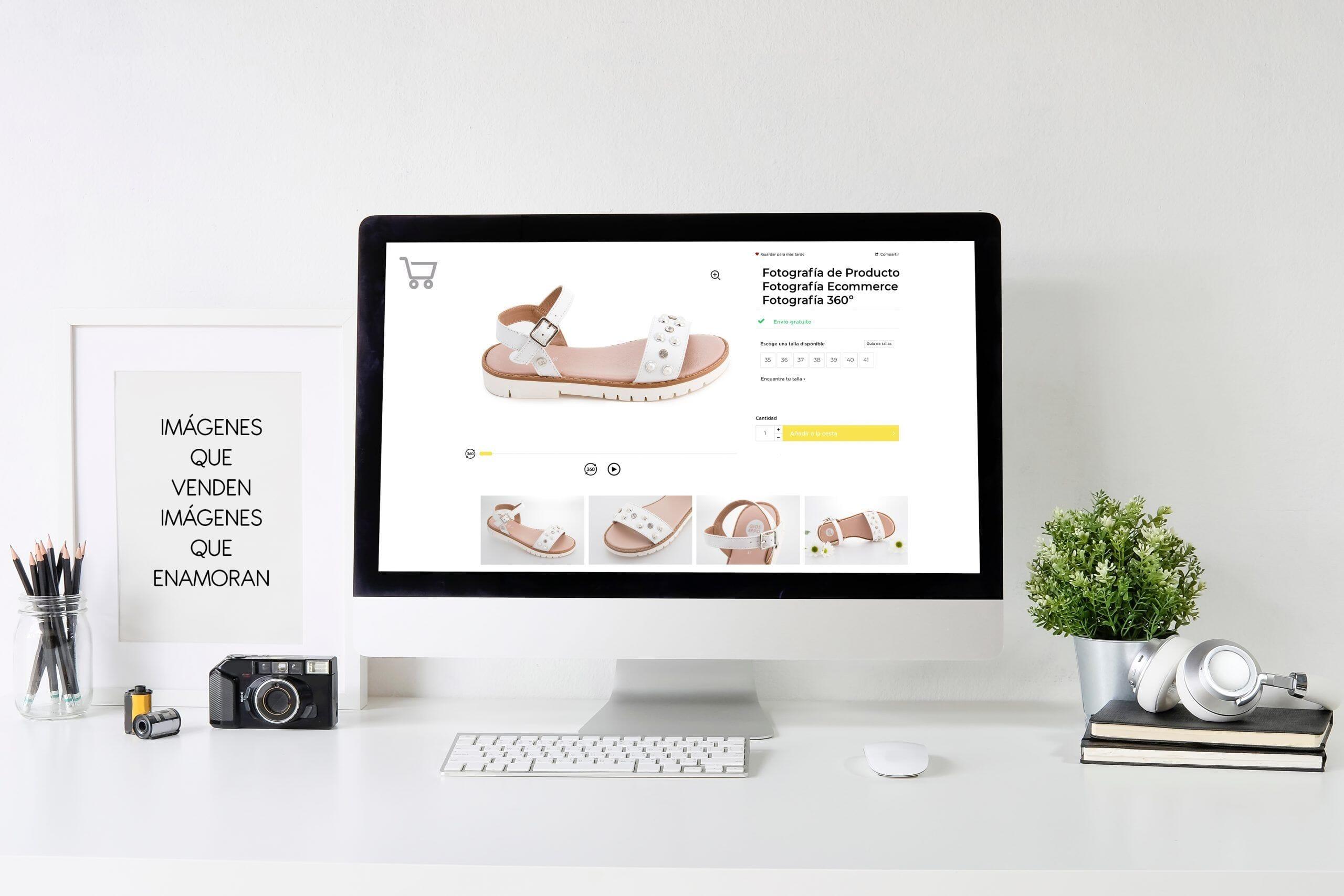Pictureo estudio especializado en fotografía ecommerce